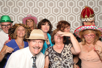 August 10, 2013: Kristy+Matt at The Veranda in Saint Joseph Mi. Photobooth by: Ben Pancoast Photography